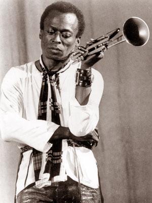 MBTI enneagram type of Miles Davis